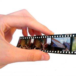 друк фото з плівки