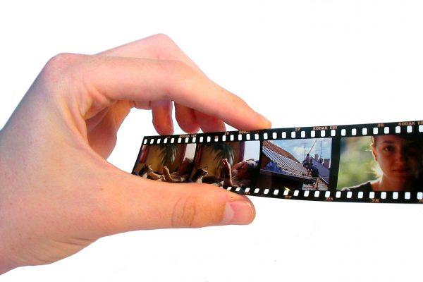 Фото з плівки