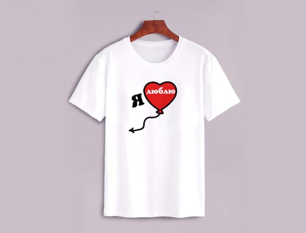 Друк на футболках