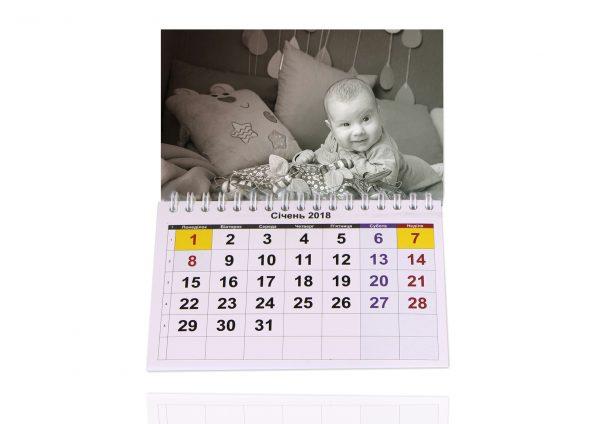 Магнітний календар 10х15 см